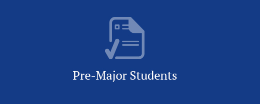 premajor students